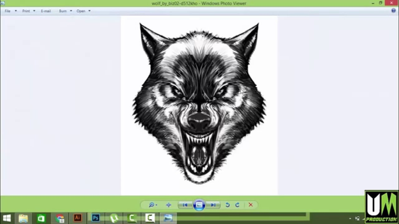 how to convert image into vector graphics with adobe illustrator cc