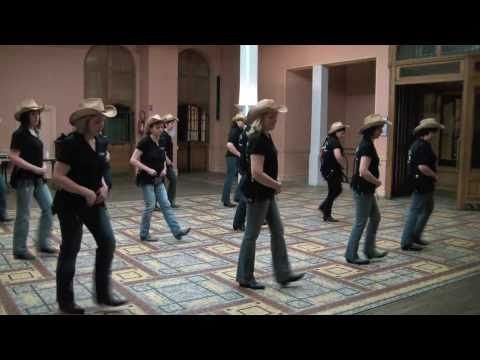 ON THE ROAD AGAIN - line dance - NEW SPIRIT of country dance