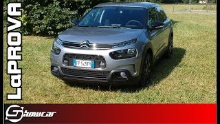 Citroen C4 Cactus BlueHDi 100 EAT6 Test Drive