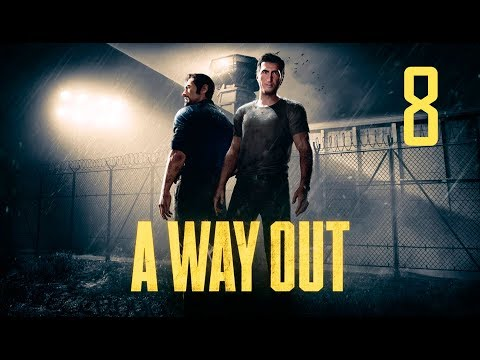 "A Way Out (PC) | En Español | Final - Capítulo 8 ""Un sabor amargo"" 