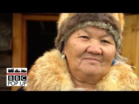 Worshipping nature with the Altai - BBC News