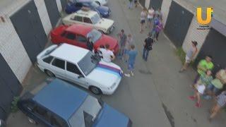 Владельцы уникальных автомобилей собрались в Нефтекамске