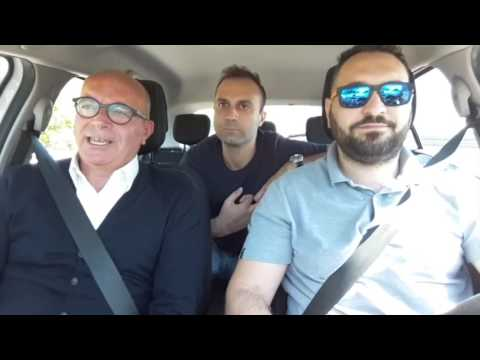 Carpool con Sandro Donato