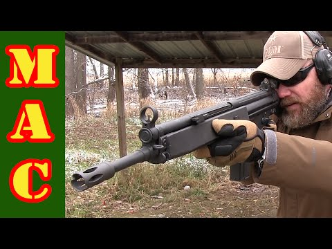 Springfield Armory SAR-3 Rifle