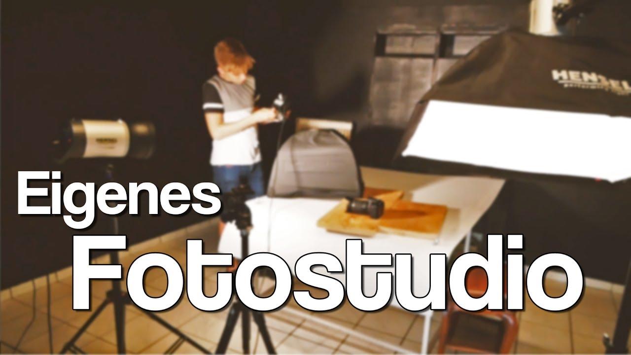 Unser Eigenes FOTOSTUDIO Cinematic Vlog