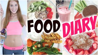 FOOD DIARY: 5 TAGE MEINE ERNÄHRUNG! | Gesunde Rezeptideen | LaurenCocoXO