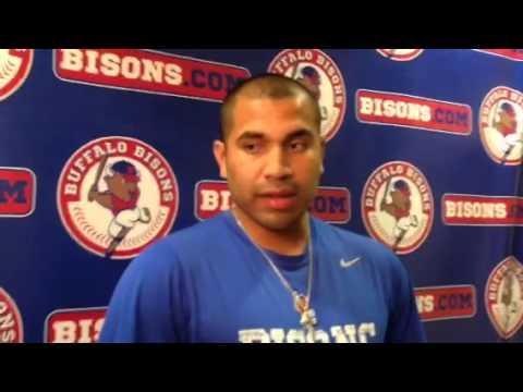 Ricky Romero Bisons
