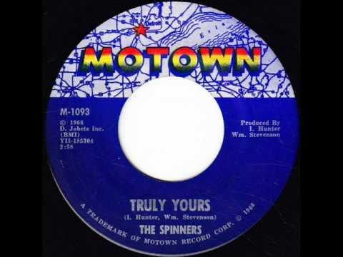 Truly Yours The Spinners 1966