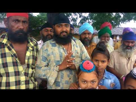 Sikligar Sikh Pind Gari jila Khargon mp Gurmat parchar Vanjara Sikligar Madhya Pradesh Dileep Singh