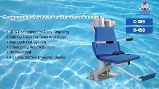 Myrtle Beach Pool Lift Commercial Series | 843-692-8001