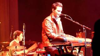 Andy Grammer - Fine By Me - HOB Boston 9/23/11