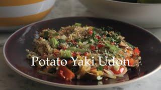 Potato Yaki Udon by Deliciously Ella