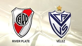River Plate vs Velez Sarsfield full match