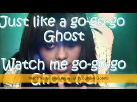 FeFe Dobson- Ghost( LYRICS )