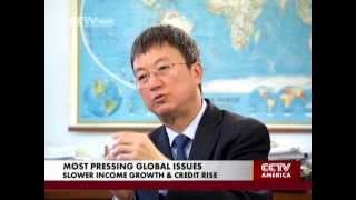 Zhu Min Discusses Monetary Policy and the Chinese Economy