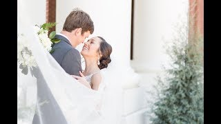 Anna and Nic @ First Baptist Church + 701 Whaley, Columbia SC Wedding Videographer Nest Productions
