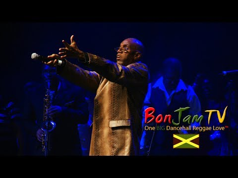 Frankie Paul Live @ Hammerstein Ball Room 2008 (RIP)