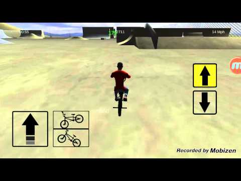 Bmx freestyle game for Android.