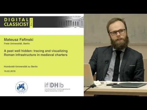 Digital Classicist Seminar Berlin (2017/2018) - Seminar 9