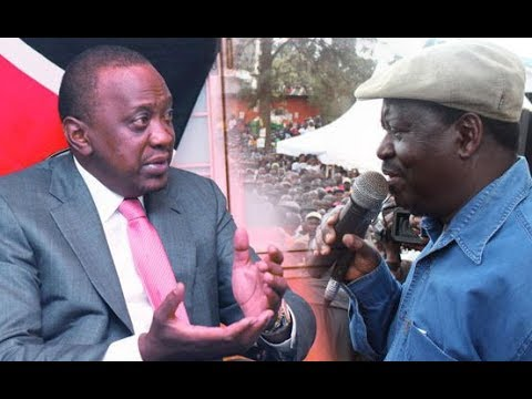 NASA postpones Raila Odinga's swearing in plans