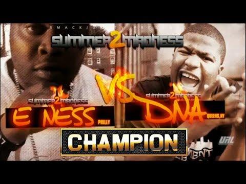 CHAMPION | DNA VS E NESS - REMATCH - BATTLE ACADEMY