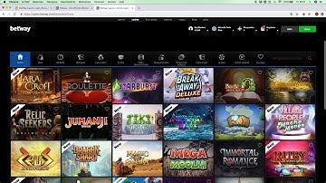 Betway Casino: Login, Erfahrungen & Mobile Apps | Betway Casino