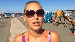 Италия море солнце(Как организован пляжный отдых в Италии., 2015-09-01T08:27:49.000Z)