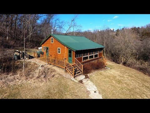 Off-grid Paradise Mineral Point WI Real Estate