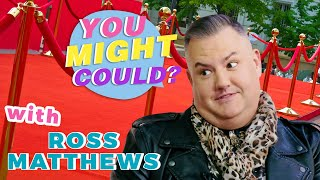 Ross Mathews Has No Idea What a Toboggan Is | Talk Southern to Me