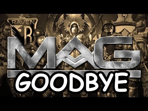 GOODBYE MAG: My Final Game of MAG, MAG Domination Gameplay and Commentary 1/28/14