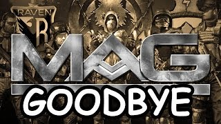 GOODBYE MAG My Final Game of MAG MAG Domination Gameplay and Commentary 12814