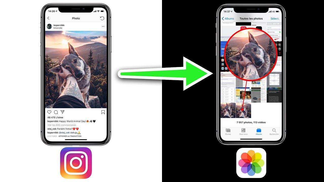 telecharger instagram gratuit pour iphone