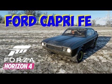 Forza Horizon 4 FORD CAPRI FE dans le garage thumbnail
