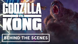Godzilla vs. Kong - Exclusive Epic Battle Behind the Scenes Clip (2021)