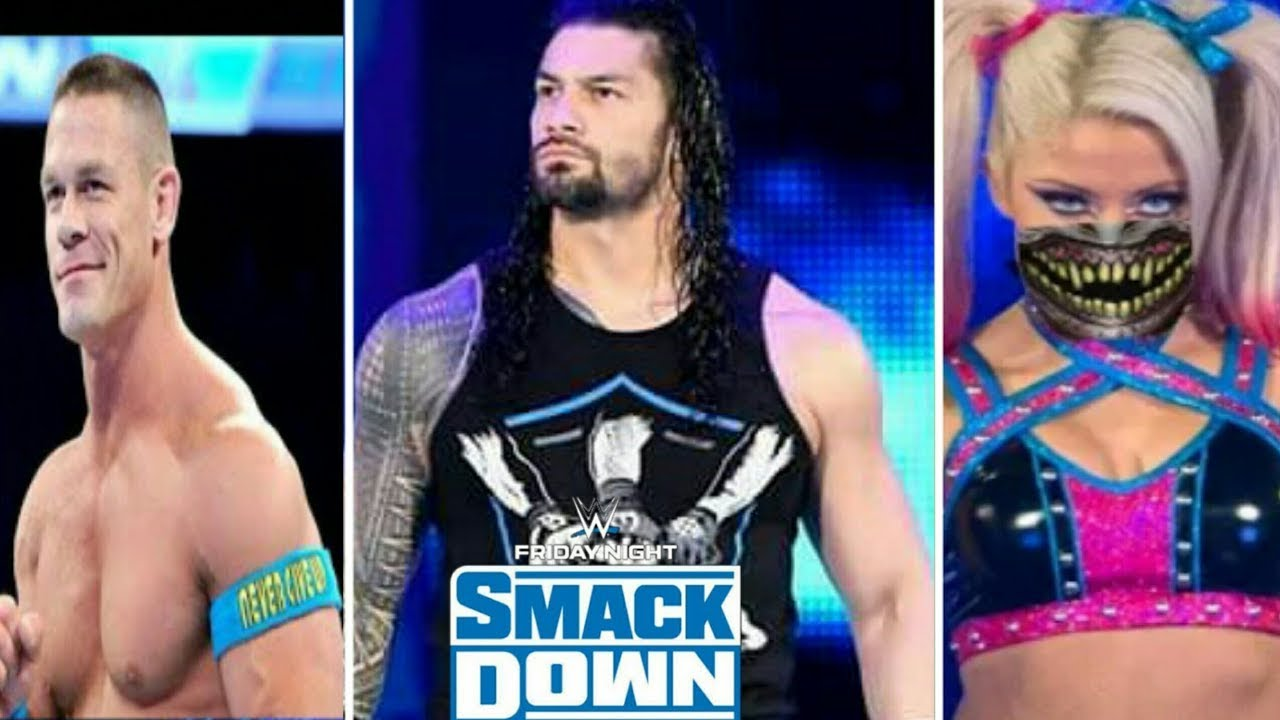 Download 🔥 WWE SmackDown 21st August 2020 Full Highlights - WWE Friday Night Smack Downs 08/21/20 Highlights🔥