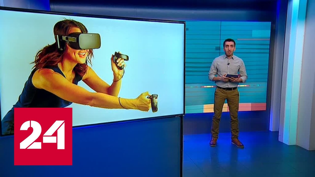 Oculus запатентовала принципиально новое VR-устройство - Россия 24