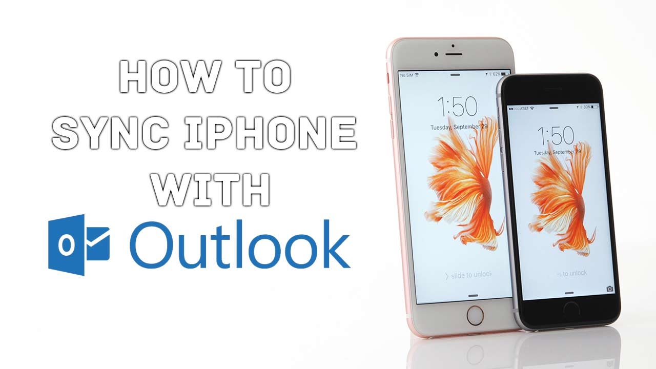 iphone calendar not syncing with outlook how to sync iphone 7 iphone 8 and iphone x with outlook 19345