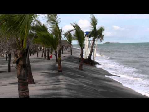 Playa Blanca Panama Pacific High Tide