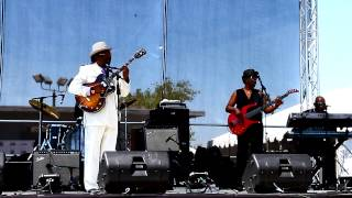 RAY BROOKS AND THE BLUESMASTERS IN VICTORVILLE 2