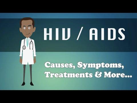 HIV / AIDS - Causes, Symptoms, Treatments & More…