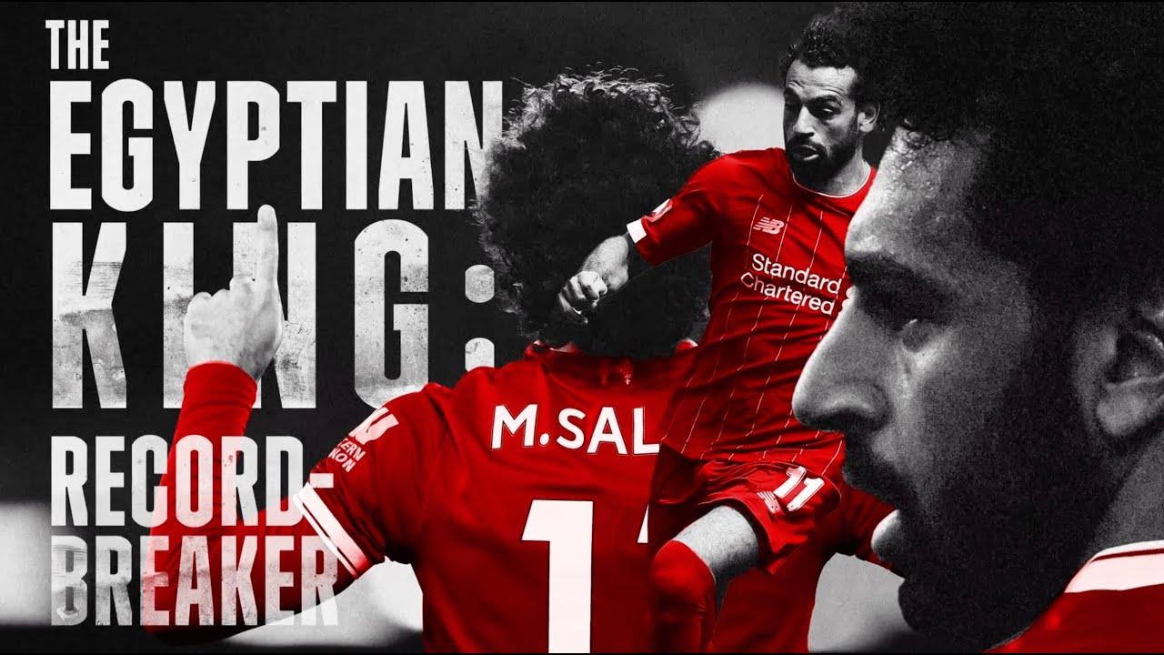 Mohamed Salah Interview | Liverpool's Record-Breaking Egyptian King