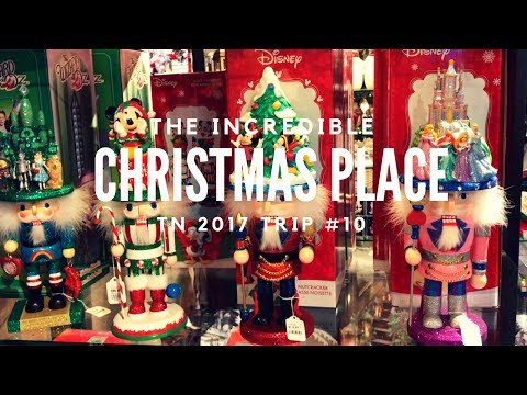 The Incredible Christmas Place! - Pigeon Forge