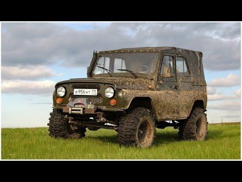 УАЗ 469, 2JZ GE c АКПП 4х4