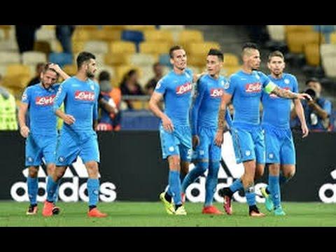 UEFA CL 16-17 | Commento post- partita Dinamo Kiev 1-2 Napoli [VITTORIA UN PO` SOFFERTA]