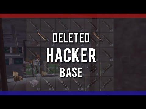 RUSTㆍHACKER'S Base Deleted - Insane 70 Rocket Loot