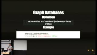 Surrounded by Graphs - a short introduction to Graph Databases and Neo4j