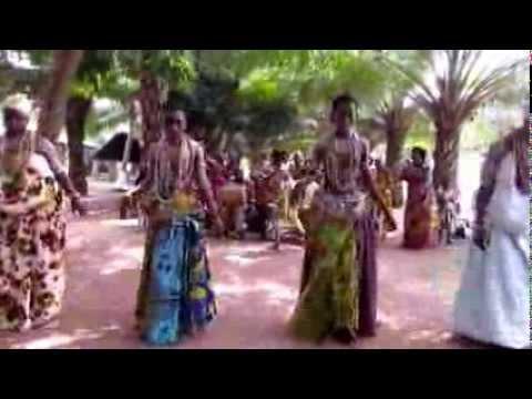 Nubility Ceremony, Ghana