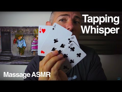 ASMR Trigger Therapy 8 Crinkle Tapping Inaudible Soft Paper + More