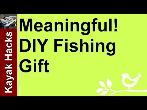 Humorous Fishing Excuses Vs The Ultimate FREE/Joke DIY Fishing Gift