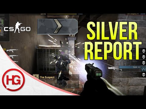 The Silver Report (CS:GO Overwatch #22)